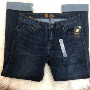 NWT Kut From the Kloth Boyfriend Jeans. Size 12
